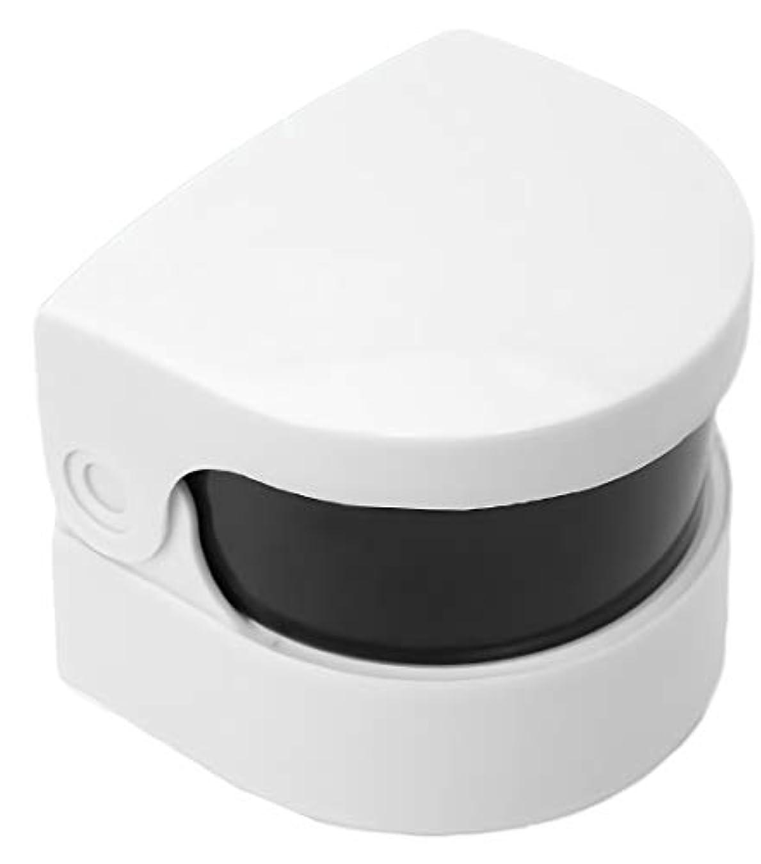 アレキサンダーグラハムベル増幅器決定的JX-SHOPPU 振動 入れ歯 クリーナー 洗浄器 音波洗浄 入れ歯ケース 汚れ落とし アクセサリー