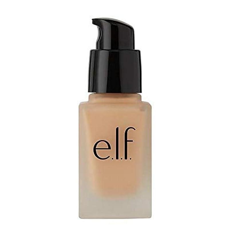 対抗急行するとまり木[Elf ] エルフ。完璧な基盤ヌード - e.l.f. Flawless Foundation Nude [並行輸入品]
