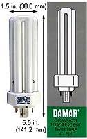 (ケースof 20)トリプルツインチューブコンパクト蛍光ランプ| cfm32W / gx24q-3/ 84132ワットトリプル4- Pin 4100K gx24q-3ベース