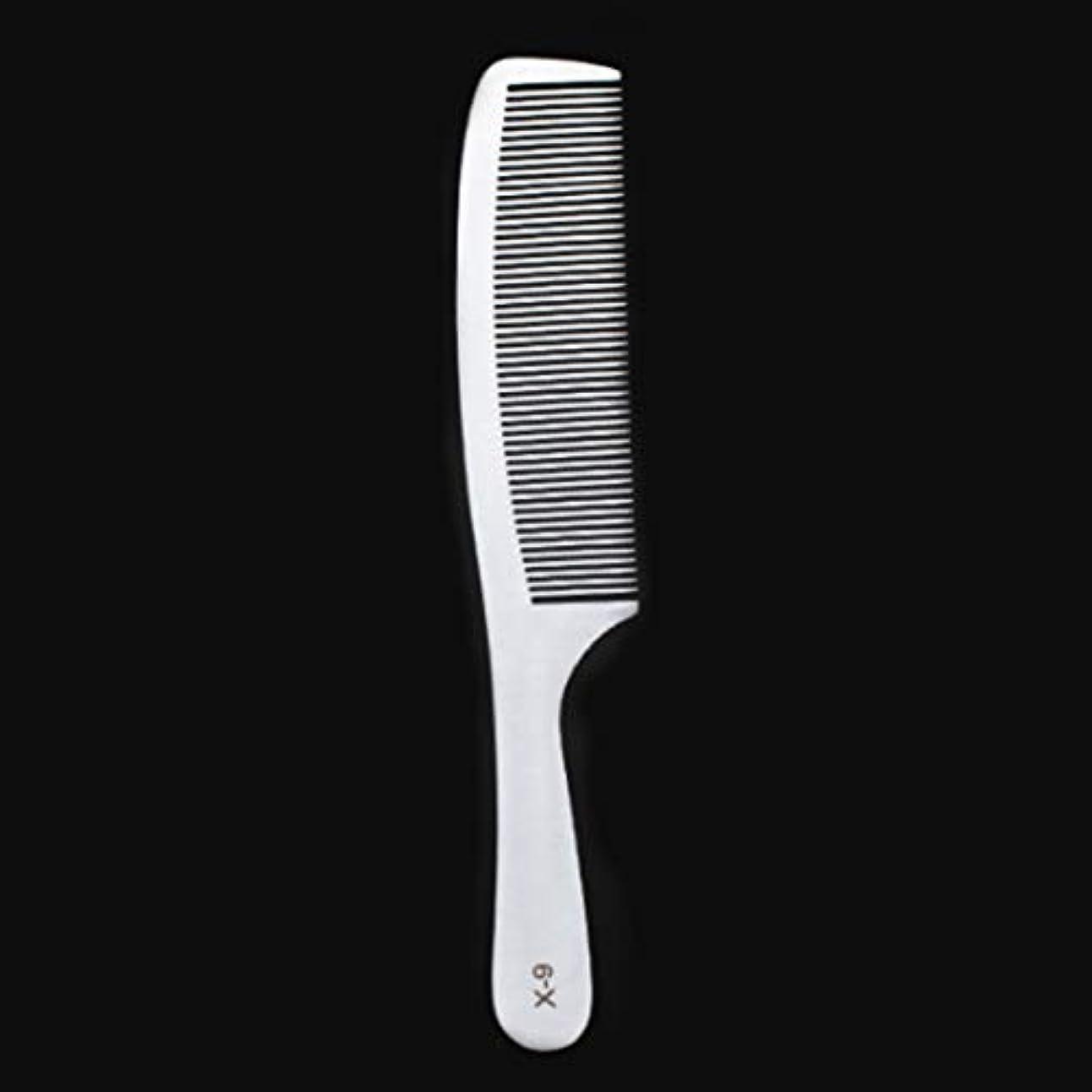 真実キリンジョットディボンドンGuomao 特別な薄いステンレス鋼の毛の櫛-女性のための帯電防止櫛 (サイズ : X9)