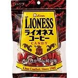 ライオン菓子 ライオネスコーヒーキャンディ 100g