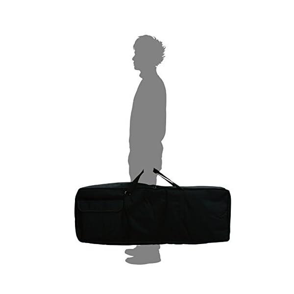 キクタニ キーボードバッグ 88鍵用 内寸1,...の紹介画像3
