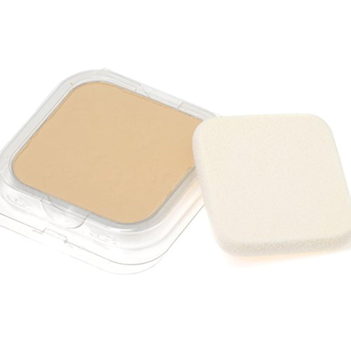 甘やかす変色する伝説キャンメイク UVシルキーフィットファンデーション リフィル02 オークル 10g
