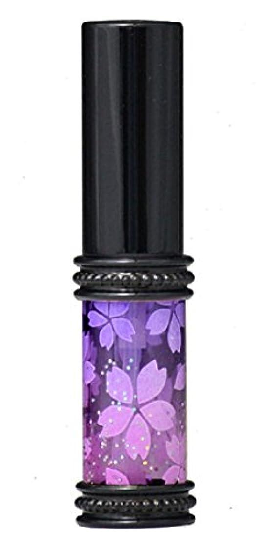 故障中多用途マティスヒロセアトマイザー メタルラメさくらアトマイザー 16178 PU/PK(メタルラメさくら パ-プル/ピンク) 真鍮玉レット飾り付