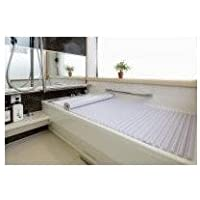 イージーウェーブ風呂フタ 70×160cm用 ホワイト( 画像はイメージ画像です お届けの商品はホワイトのみとなります)