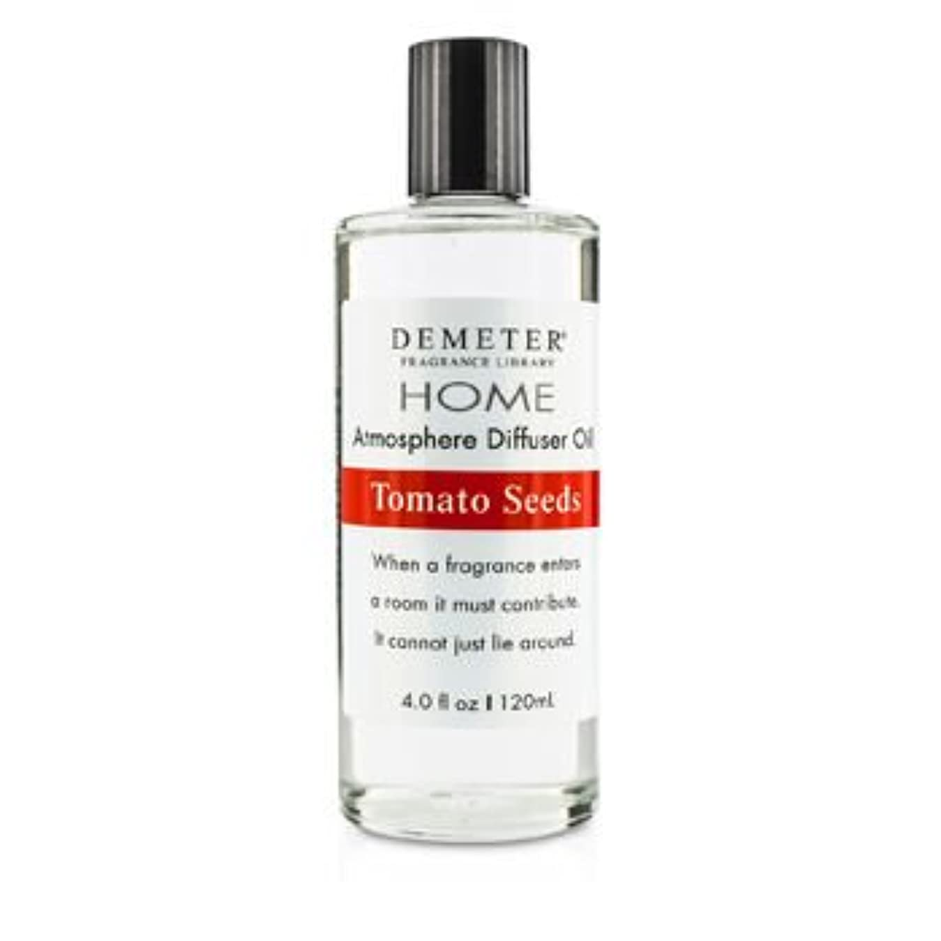 聖なるバンカー予算[Demeter] Atmosphere Diffuser Oil - Tomato Seeds 120ml/4oz