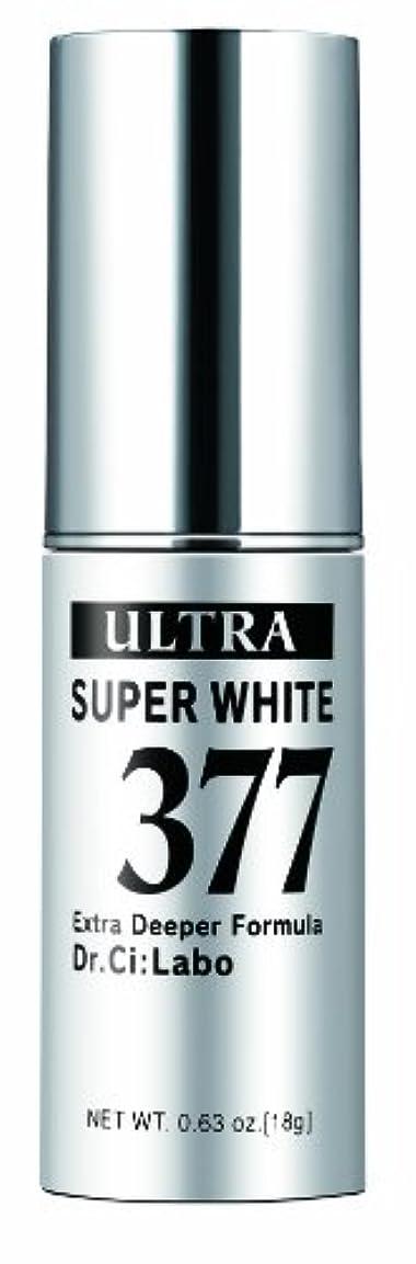 イノセンス追放親密なドクターシーラボ スーパーホワイト377ウルトラ 18g