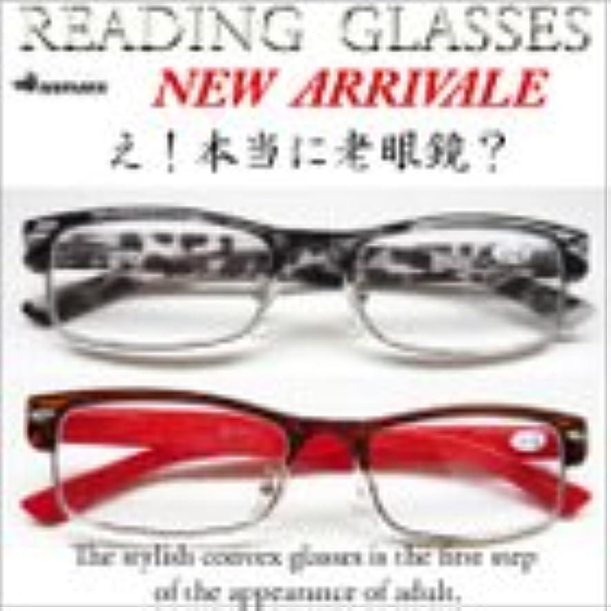 YGF50/シンプルでクールな老眼鏡 (1.0, BK TORTOISE)