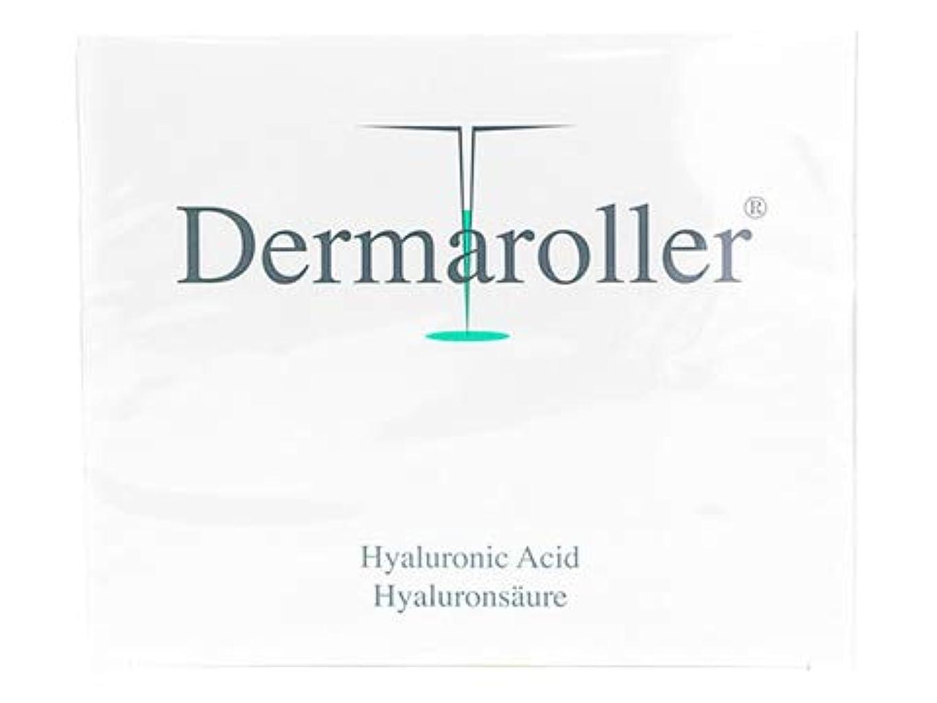 ミトン気づくなる折り目ダーマローラー ヒアルロン酸 美容液 1.5ml30本 1箱 Dermaroller HyaluronicAcid Made in Germany