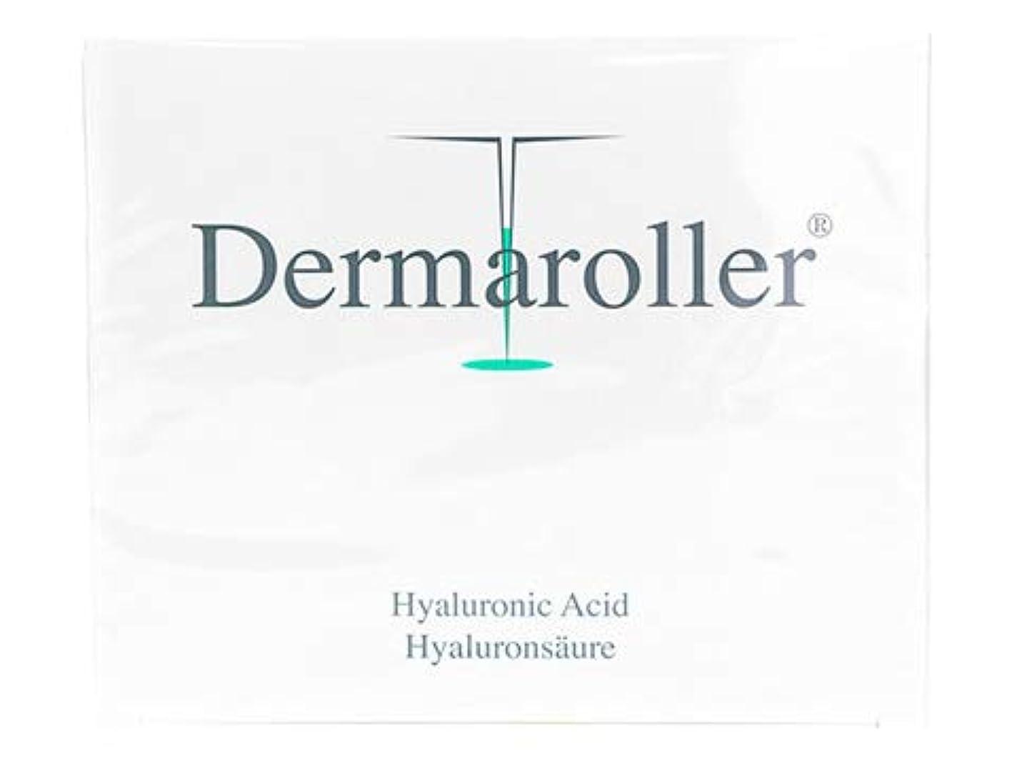 フェードアウト海洋のシルクダーマローラー ヒアルロン酸 美容液 1.5ml30本 1箱 Dermaroller HyaluronicAcid Made in Germany