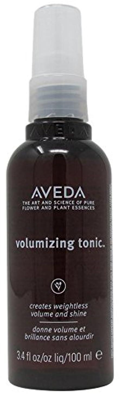 定期的な割る水銀のアヴェダ AVEDA ボリューマイジング トニック 100mL