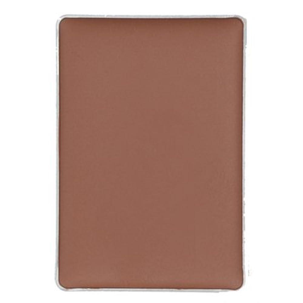 わかる有彩色の例かづきれいこ ハードファンデーション影セット(リフィル) 茶色<影3>