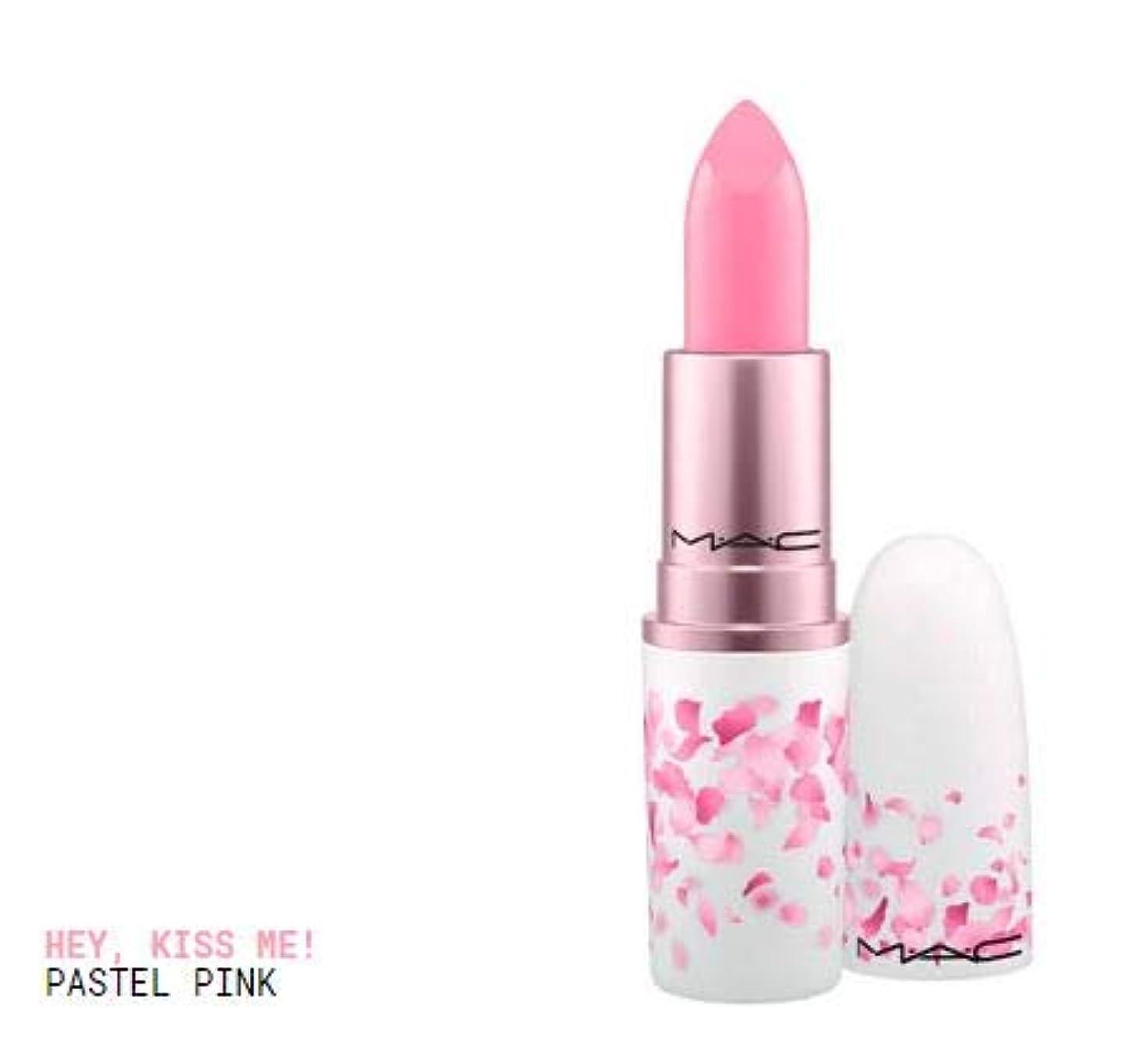 議題内なるアセンブリM.A.C ?マック, 限定版, 2019 Spring, Lipstick/Boom, Boom, BloomHEY,KISS ME PASTEL PINK [並行輸入品]