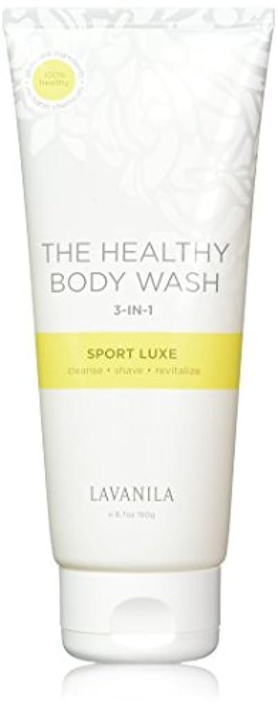高さ十代の若者たちわずらわしいThe Healthy Body Wash Sport Luxe 3-in-1