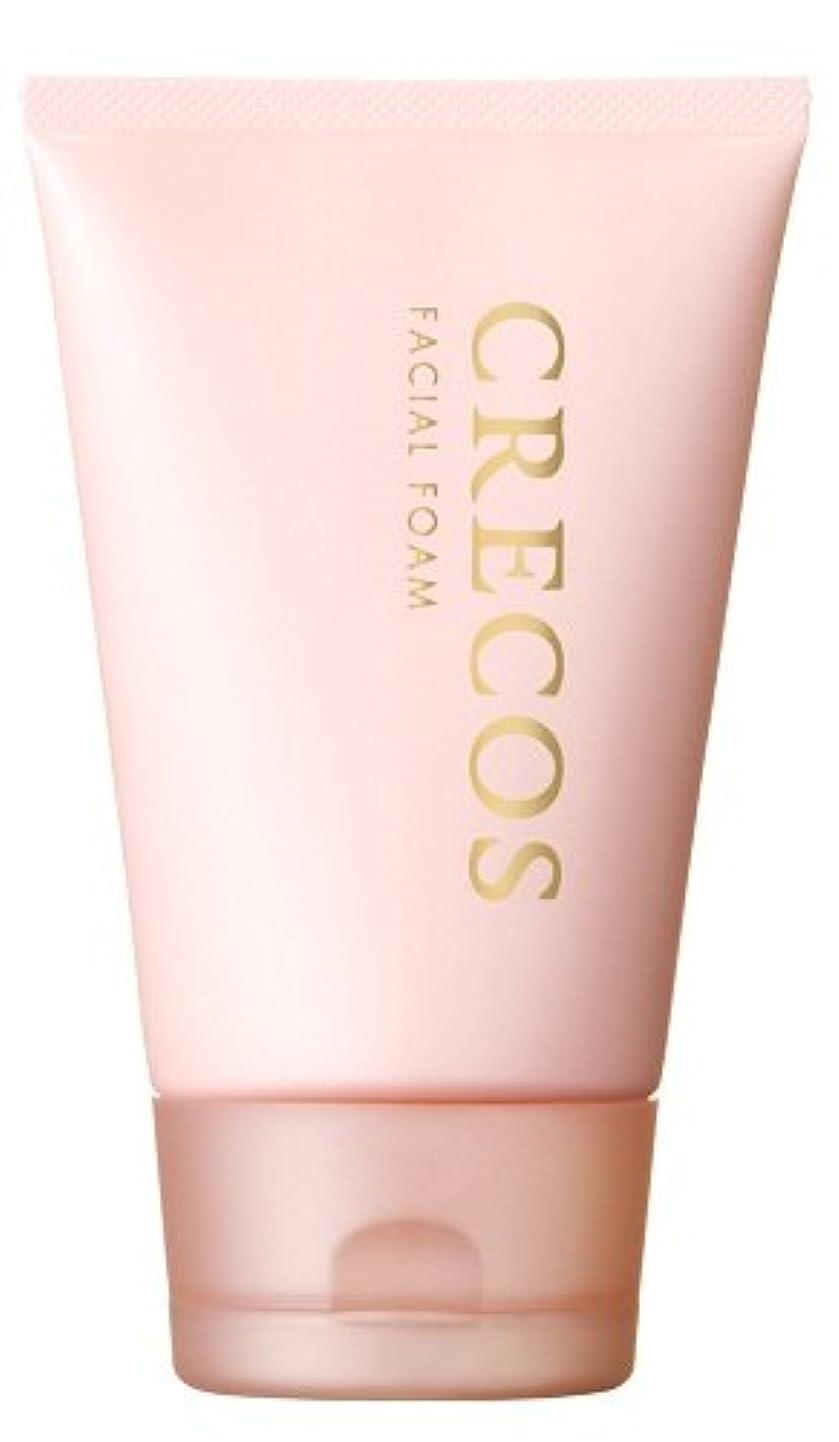 有益なハング風味CRECOS(クレコス)フェイシャルフォーム 90g