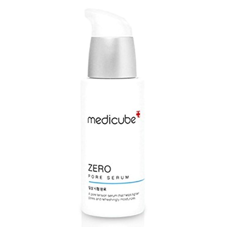 パッド慣性製造[Medicube メディキューブ] ゼロポアセラム 27ml / Zero Pore Serum 27ml [並行輸入品]
