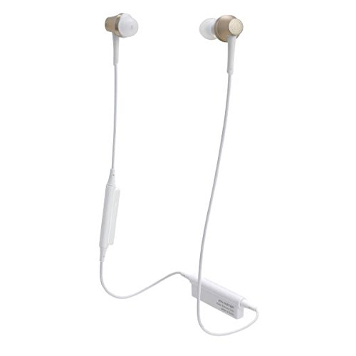 オーディオテクニカ Bluetoothヘッドホン ATH-CKR75BT CG シャンパンゴールド