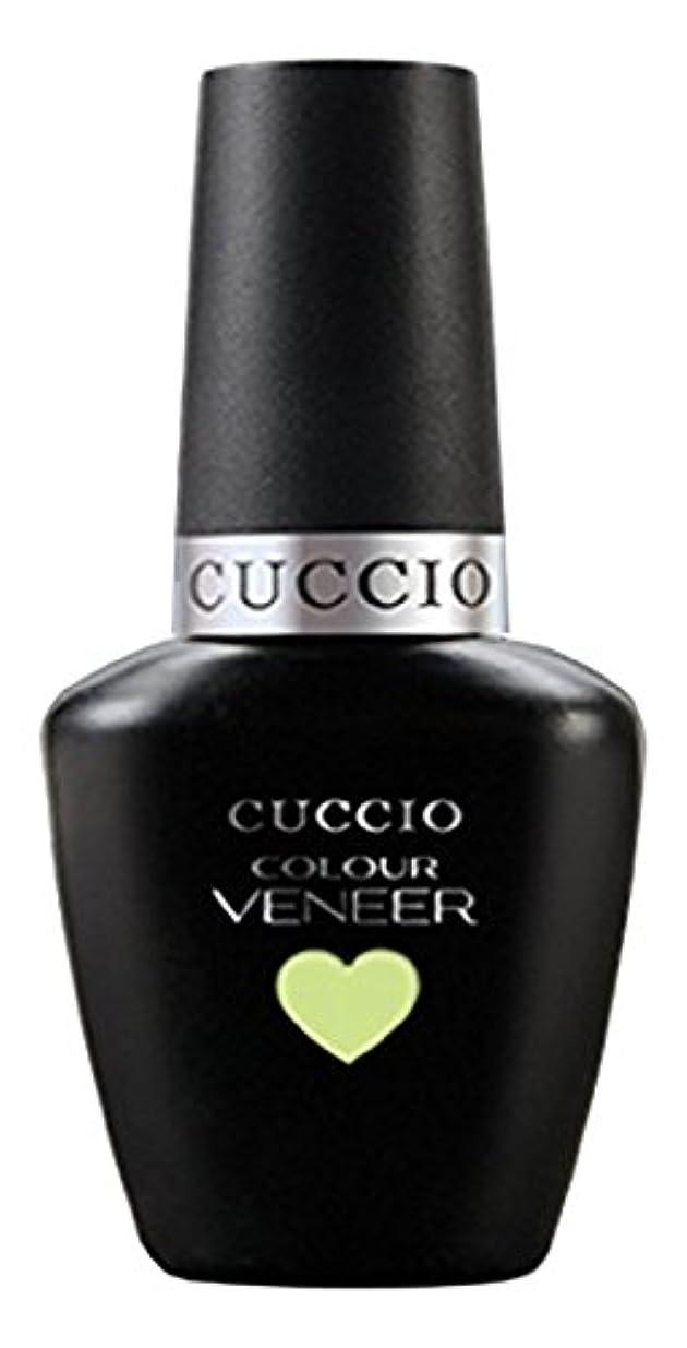 試してみるレスリング最小化するCuccio Colour Veneer LED/UV Gel Polish - In the Key of Lime - 0.43oz / 13ml