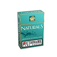 Naturals Chronicles of The Physical World Fictionaire Card Game Series
