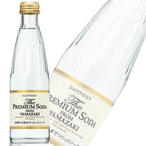 サントリー ザ・プレミアムソーダ YAMAZAKI 240ml×24本 瓶
