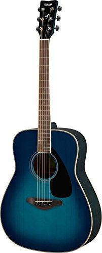 ヤマハ アコースティックギター FG SERIES サンセットブルー FG820SB