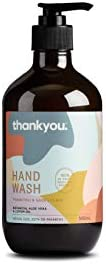 Thankyou & Sage x Clare Botanical Aloe Vera & Lemon Oil Hand Wash, 500ml (more options available)