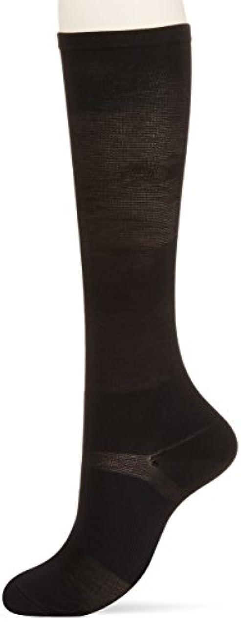 ディスカウント聖なる言及する医学博士の考えた着圧靴下ブラックL