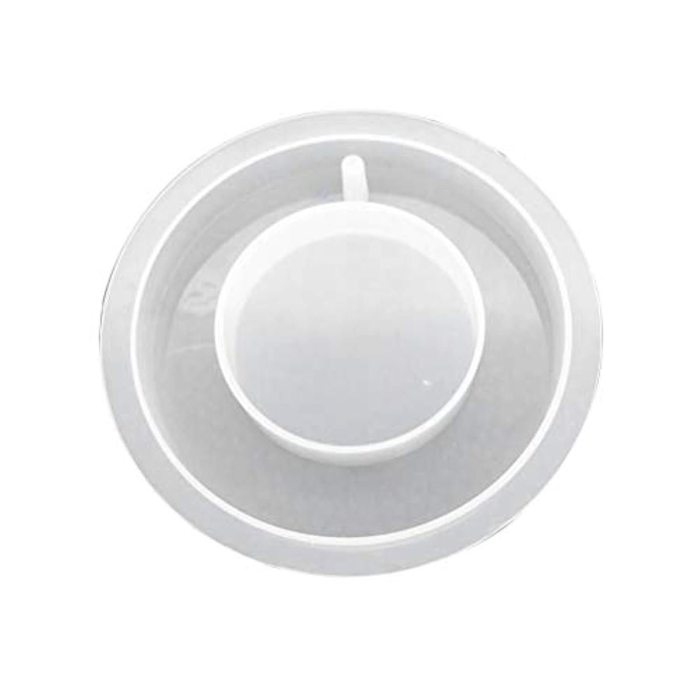 SUPVOX 樹脂シリコーンリング形状ペンダントクリスタルエポキシ金型でぶら下げ穴石鹸キャンドル用diyギフトジュエリーネックレスペンダント作り