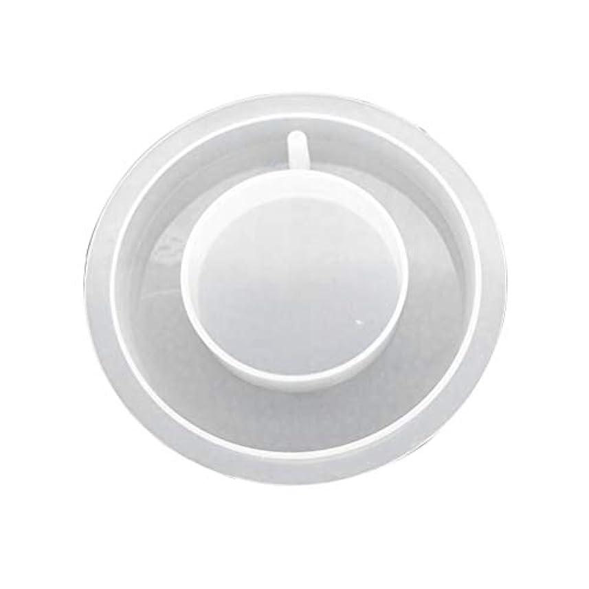 虎検体不足SUPVOX 樹脂シリコーンリング形状ペンダントクリスタルエポキシ金型でぶら下げ穴石鹸キャンドル用diyギフトジュエリーネックレスペンダント作り
