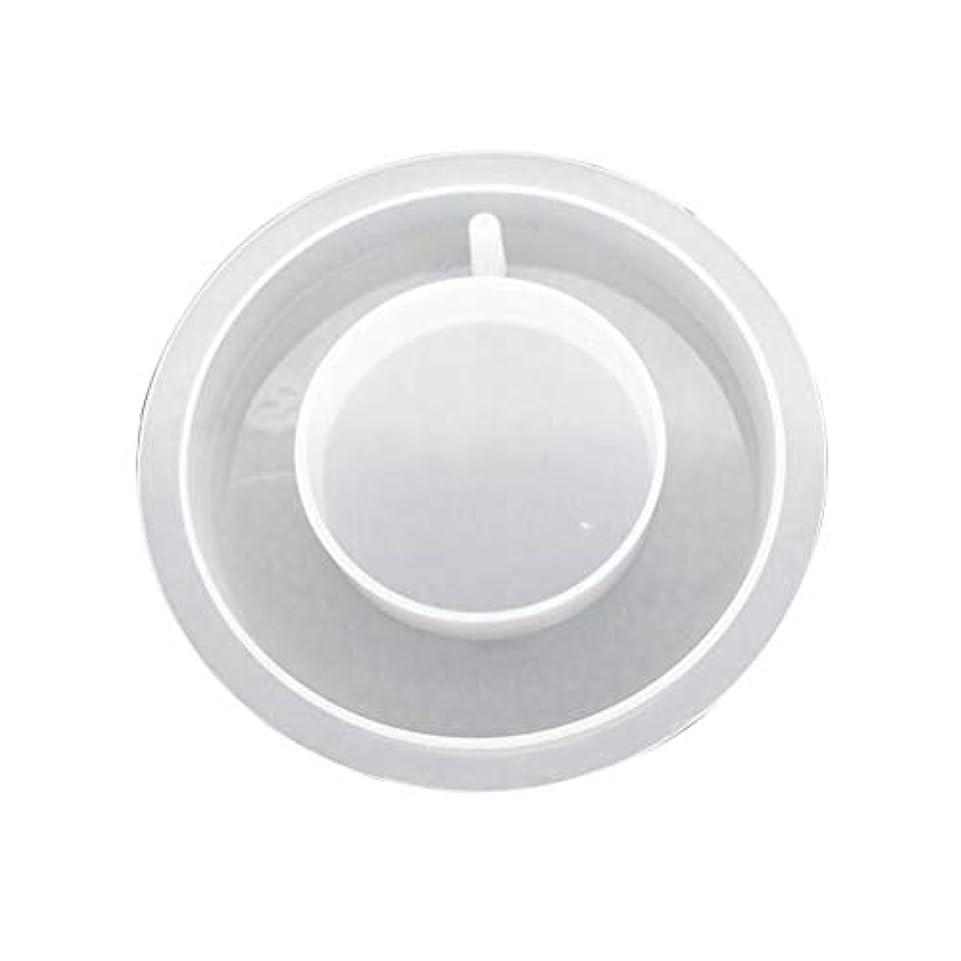 委託テクトニックボックスSUPVOX 樹脂シリコーンリング形状ペンダントクリスタルエポキシ金型でぶら下げ穴石鹸キャンドル用diyギフトジュエリーネックレスペンダント作り