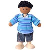 Plan Toys African American Boy Doll