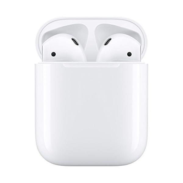Apple AirPods 完全ワイヤレスイヤ...の紹介画像3