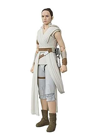 S.H.フィギュアーツ スター・ウォーズ レイ & D-O(STAR WARS:The Rise of Skywalker) 約145mm PVC&ABS製 塗装済み可動フィギュア 初回特典付き