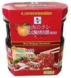 韓国風焼肉プルコギのタレ プルコギヤンニム 840gx2本入 韓国産梨14.5%