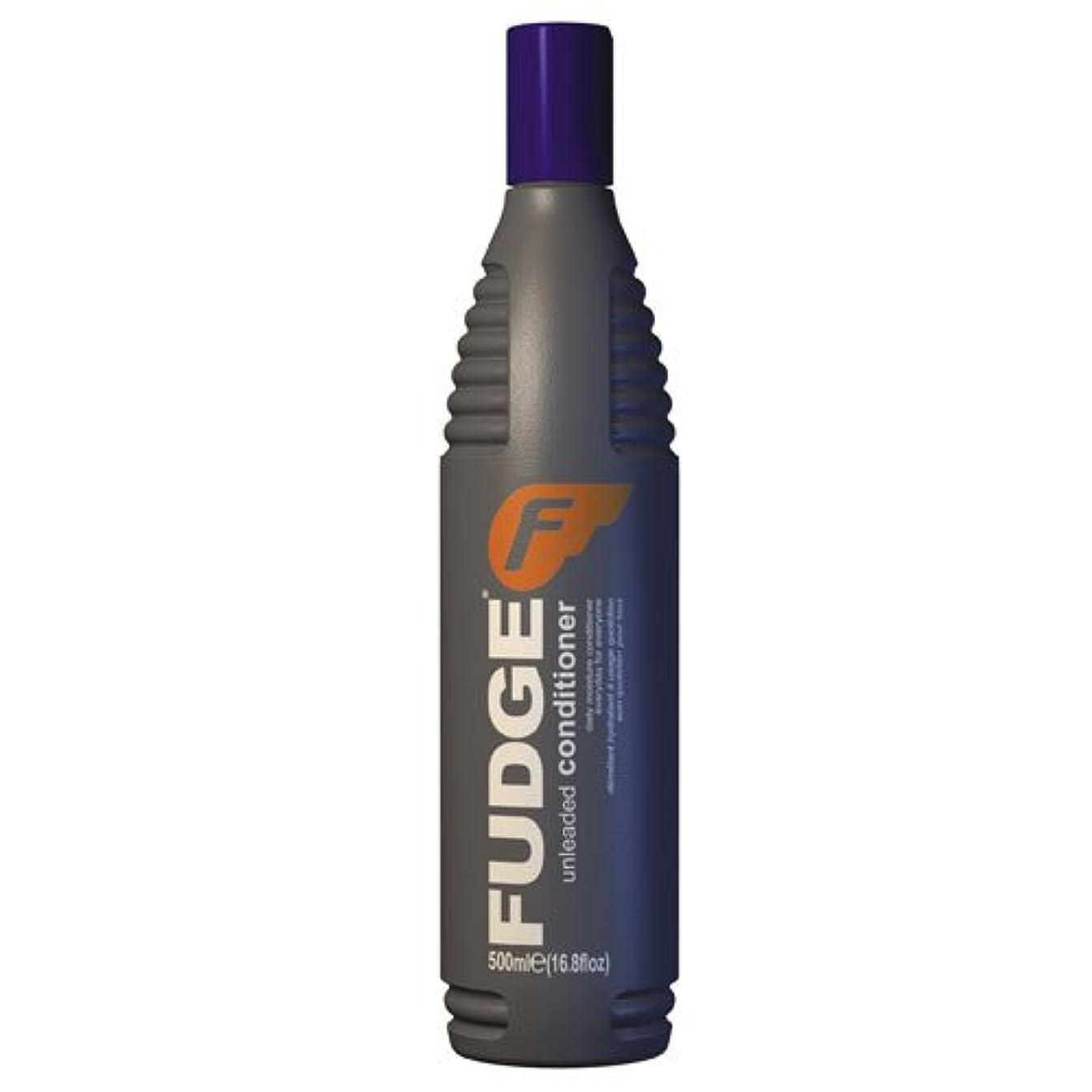 リハーサルどちらかオープニングFudge 無鉛コンディショナー16.8オンス