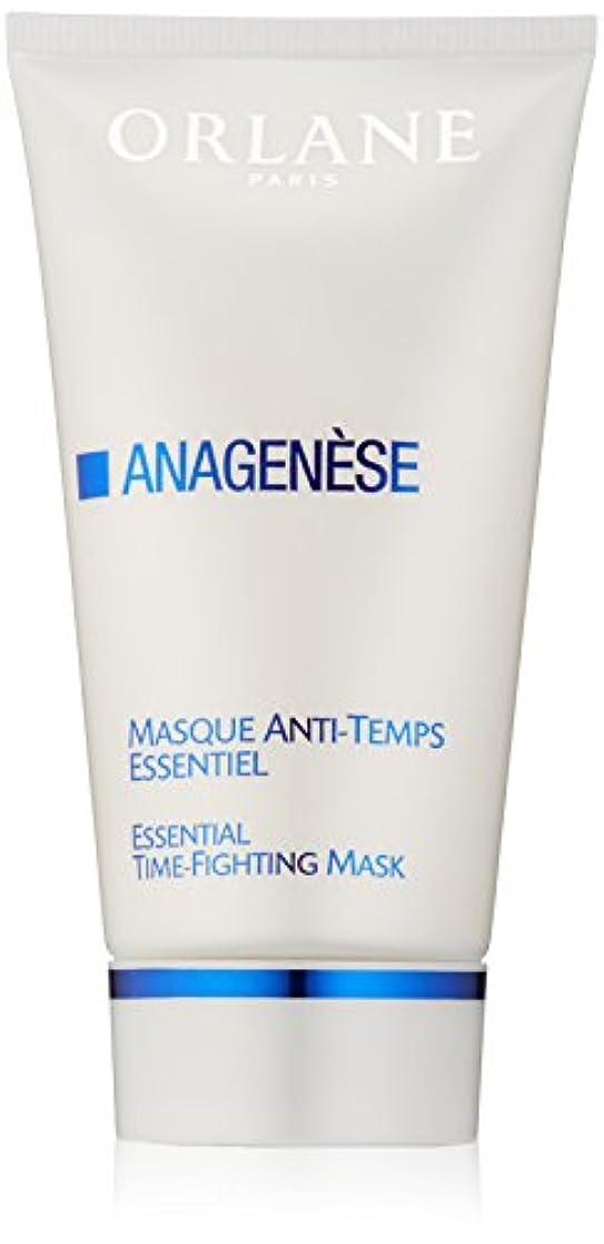 一緒スーツ頭オルラーヌ Anagenese Essential Time-Fighting Mask 75ml/2.5oz並行輸入品