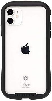 iFace Reflection iPhone 11 手機殼 透明 鋼化玻璃 [黑色]