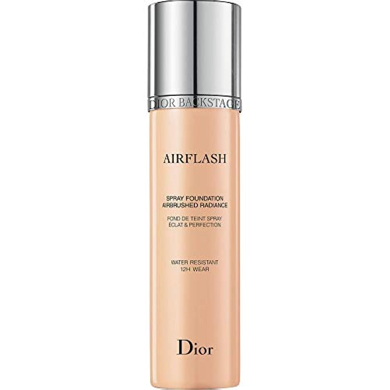 ヒット裁量テーマ[Dior ] ライトベージュ - ディオールバックステージプロがスプレー基礎70ミリリットル200をAirflash - DIOR Backstage Pros Airflash Spray Foundation 70ml...