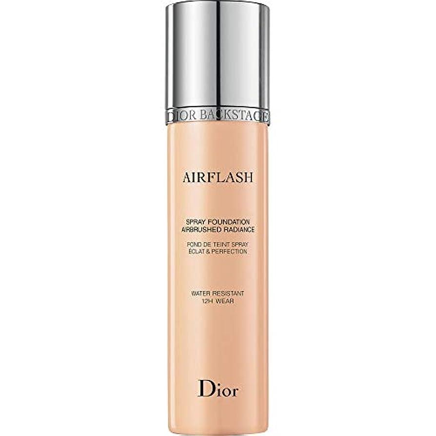 十敗北忘れられない[Dior ] ライトベージュ - ディオールバックステージプロがスプレー基礎70ミリリットル200をAirflash - DIOR Backstage Pros Airflash Spray Foundation 70ml...