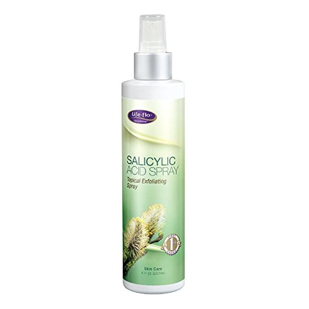 側小競り合いできた海外直送品 Life-Flo Salicylic Acid Spray, 8 oz