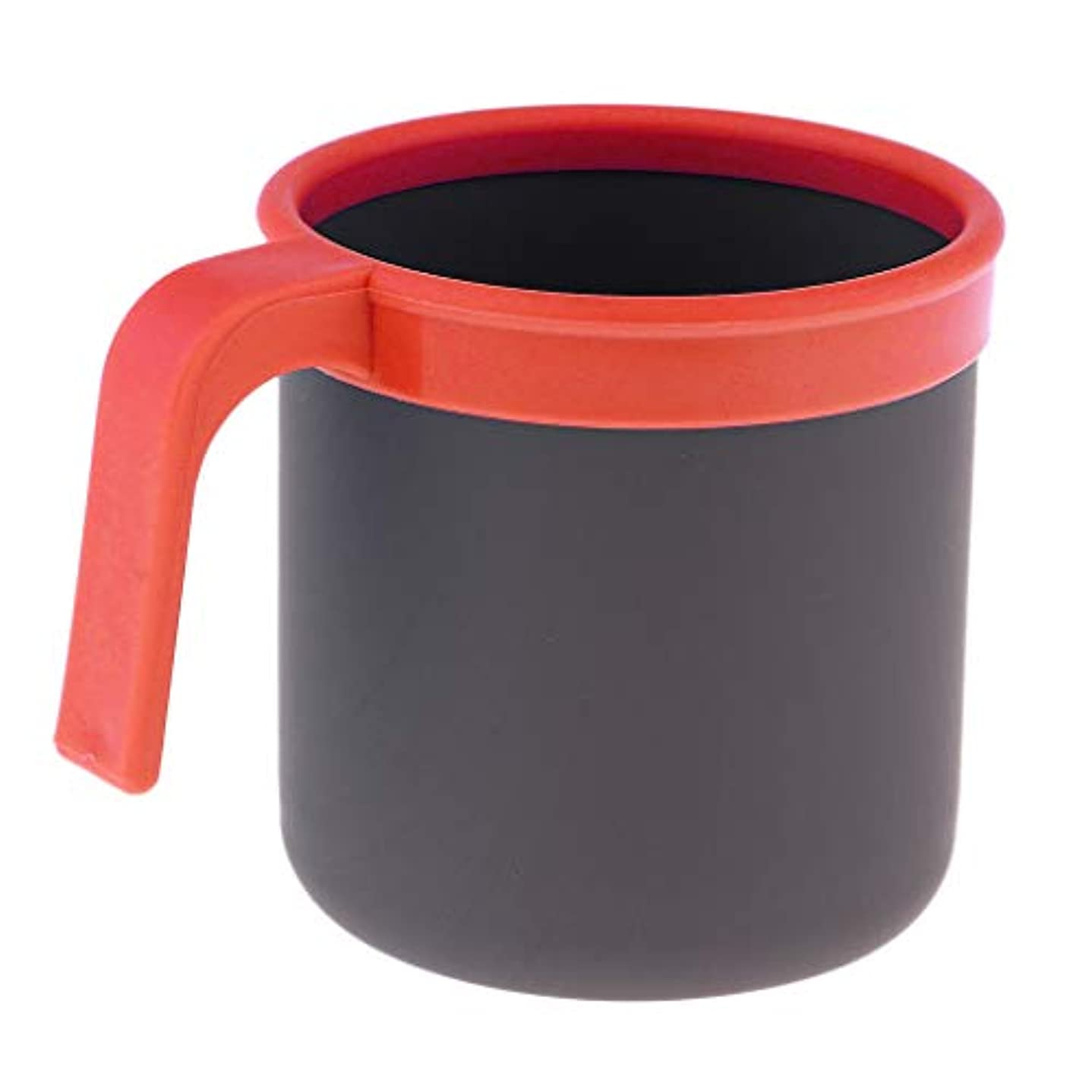 レモンアート専門Baoblaze アウトドア アルミ合金 キャンプ コーヒーカップ マグカップ 全3色