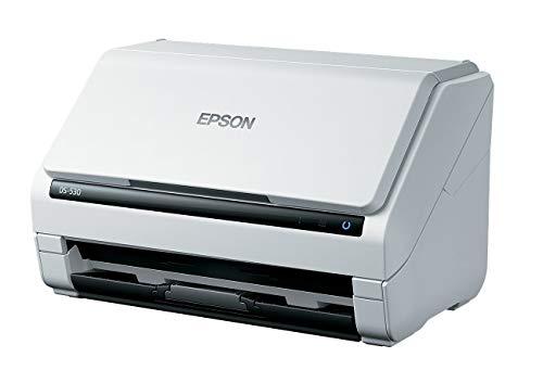 エプソン スキャナー DS-530 (シートフィード/A4両面)