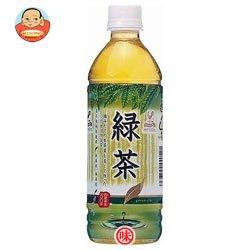 神戸居留地 緑茶 500ml PET×24本