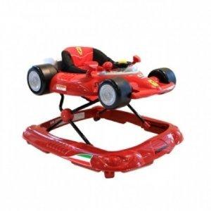 本物のレーシングカーにそっくりの歩行器 Ferrari F1ベビーウォーカー