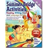 Summer Bridge Activities P- K by Carson-Dellosa [並行輸入品]