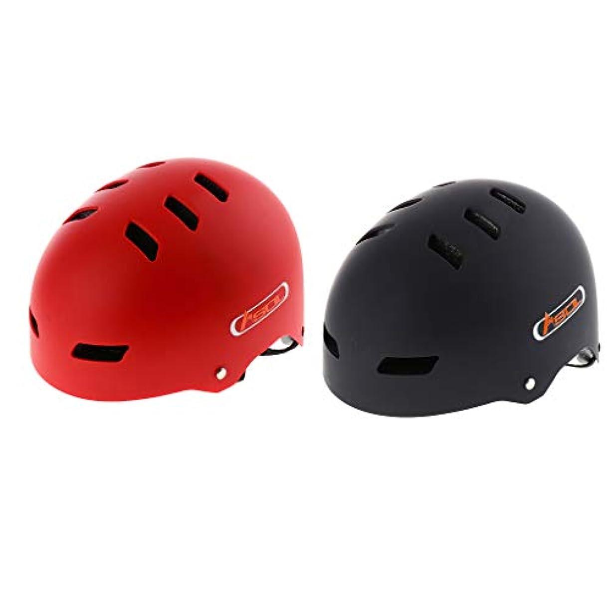 グリット締める店員Perfeclan 登山ヘルメット 大人 頭部プロテクター 保護具 懸垂下降 通気孔 2個