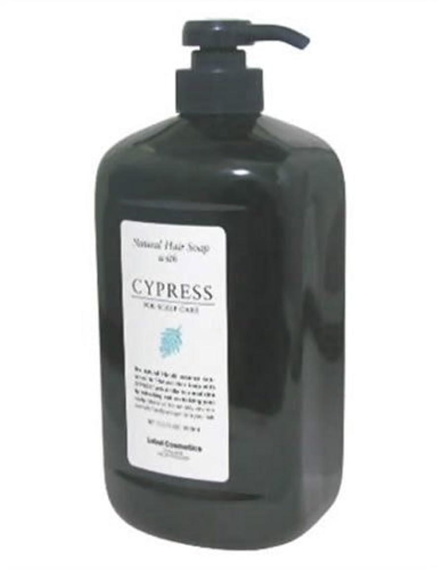 お茶スローガン意志に反するルベル ナチュラルヘアソープ ウイズ CY(サイプレス) シャンプー 1000ml