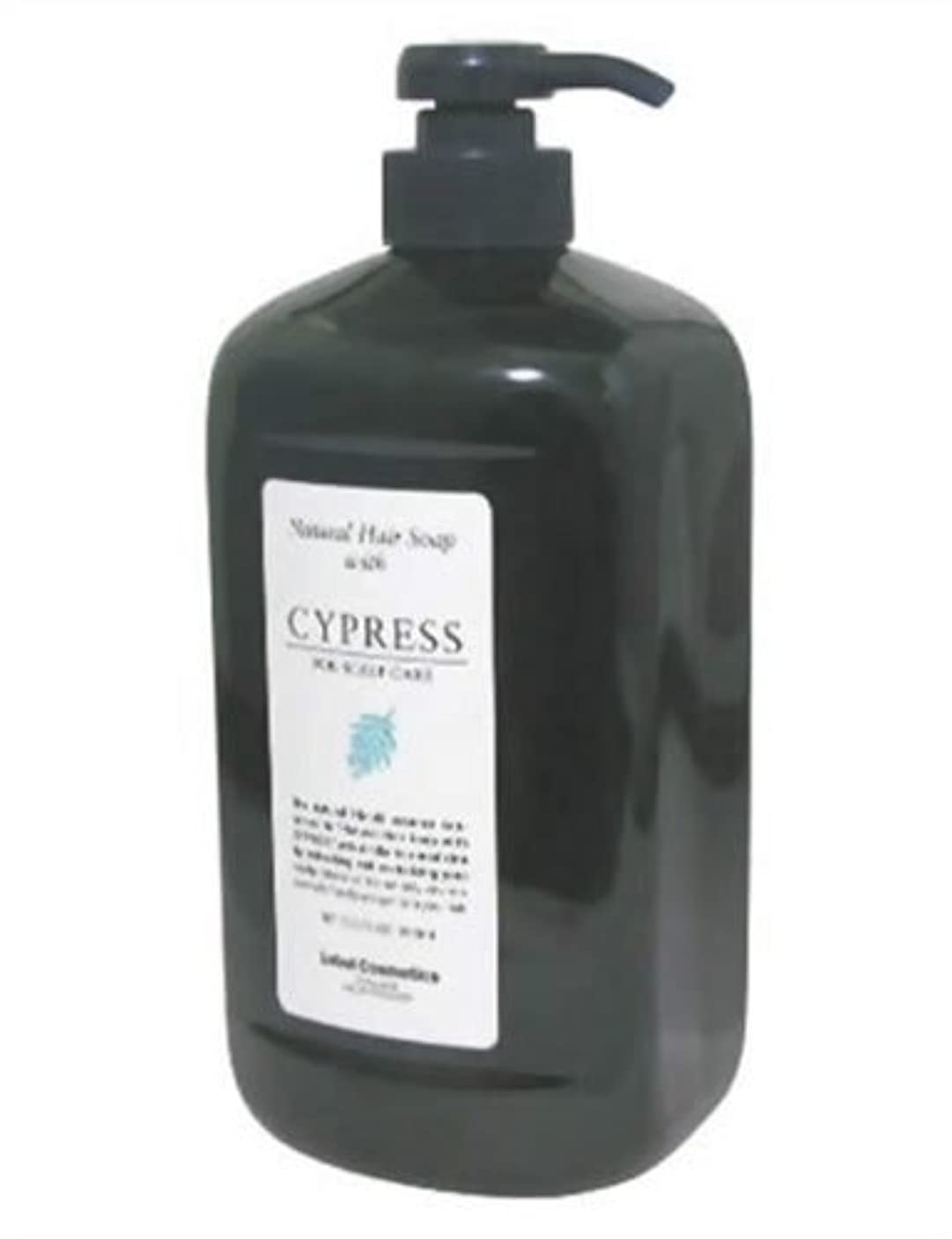 守る樹皮ぬいぐるみルベル ナチュラルヘアソープ ウイズ CY(サイプレス) シャンプー 1000ml