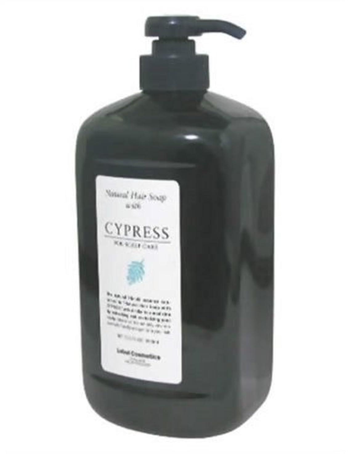 ルベル ナチュラルヘアソープ ウイズ CY(サイプレス) シャンプー 1000ml