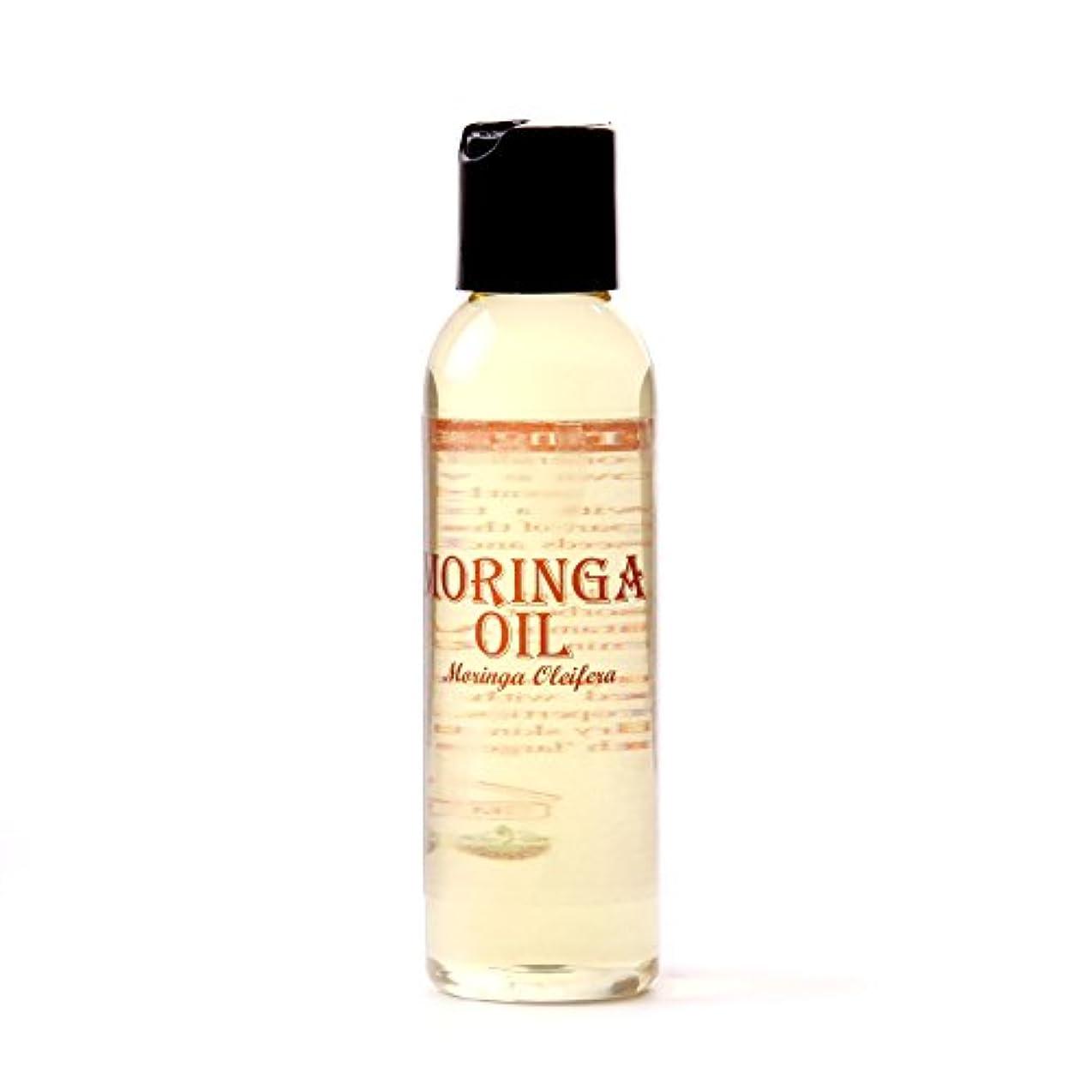 かりてシェルター留め金Mystic Moments | Moringa (Drumstick) Carrier Oil - 125ml - 100% Pure